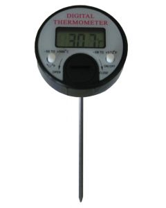 Speisen-Thermometer (digital), Ø 38x130 mm,